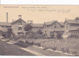 ( 59 ) - Saint-André-les-Lille Hospice Carte Allemande - Autres Communes