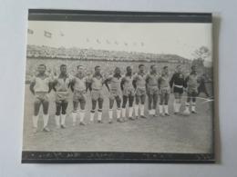 Photo Coupe Du Monde De Football, L'Equipe Du Brésil Sans Pelé, Blessé - 1954 - Sports