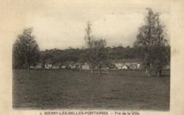 89 - Yonne - Bierry-les-Belles-Fontaines - Près De La Ville - C 9345 - Sonstige Gemeinden