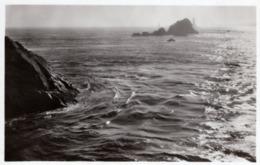 Le Coucher Du Soleil á La Pointe Du Raz Ca 1940 - Plogoff