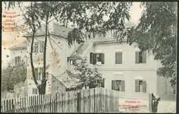 Serbia Vojvodina Old Postcard VRDNIK Royal Coal Mine Posted 1909 From Ruma - Serbie