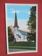 St Paul's Church  Staatsburg New York > > Ref 3628 - Autres