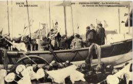 PERROS GUIREC - La Benediction Du Bateau De Sauvetage - Ré-édition Cecodi (2) - Perros-Guirec
