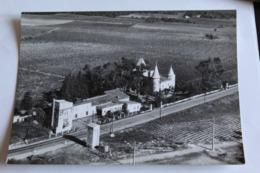 Cpsm   Nans Les Pins Chateau Du Logis De Nans Nb Glacee - Nans-les-Pins