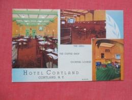 Hotel Cortland   Cortland   New York     Ref 3628 - Autres