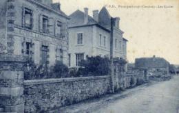D 5317 - Pompadour (19) Les Ecoles - Altri Comuni