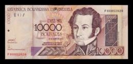 Venezuela 10.000 Bolívares 2006 Pick 85e Serie F SC UNC - Venezuela