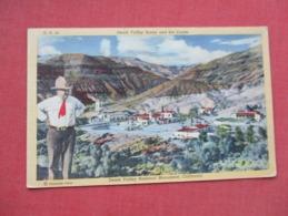 California > Death Valley Scotty & His Castle       Ref 3628 - Death Valley