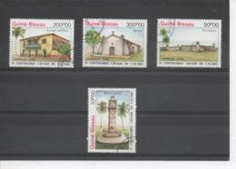 GUINEE-BISSAU - Ville De Cacheu : 400 Ans -Monument, Forteresse, Eglise, Maison Ancienne - Guinea-Bissau
