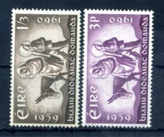 1960 IRLANDA SET MNH ** 144/145 - 1949-... Repubblica D'Irlanda