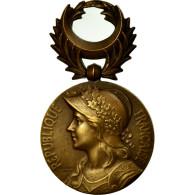 France, Médaille D'Orient, Médaille, 1926, Excellent Quality, Lemaire, Bronze - Militari