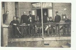 Militairen -officieren - Camp Van Beverloo - Militares