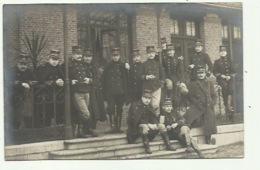 Militairen -officieren - Camp Van Beverloo - Militaria
