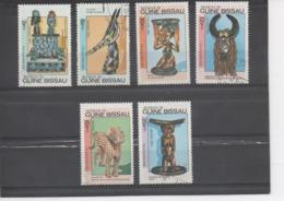 GUINEE-BISSAU - Art Africain - Héritage Mondial - Patrimoine - Aspect De L'art Africain - Guinea-Bissau