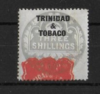 TRINIDAD & TOBAGO - TIMBRE FISCAL * - STAMP DUTY - Trinité & Tobago (...-1961)