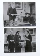Cinema - Lotto 2 Foto Di Scena Del Film Il Quarto Non Arriva - 1939 Kimmich - Foto