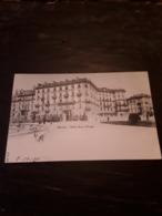 Cartolina Postale 1900, Genève, Hotel Beau Rivage - GE Genf