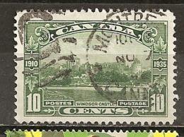 Canada 1934 Silver Jubilee Obl - Gebruikt