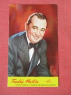 Freddy Martin Concerto Swinging Bandleader Ref 3629 - Music And Musicians