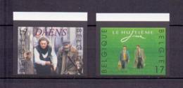 2780/2781 Belgische Film ONGETAND   POSTFRIS**  1993 - Belgique