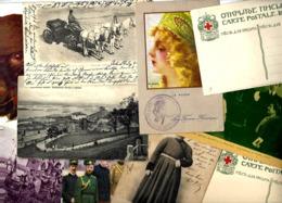Lot 2150 De 10 CPA Russie Russia Dont Croix Rouge Red Cross  Déstockage Pour Revendeurs Ou Collectionneurs - Cartes Postales