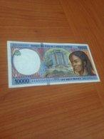 10000 F -  Banque Des états De L'afrique Centrale ( Port Offert ) - États D'Afrique Centrale