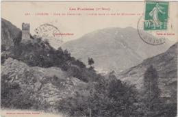 LUCHON TOUR DU CASTELVIEL ( LABOUCHE FRERES TOULOUSE ) - Luchon