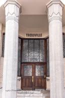Trouville (14)- Ancien Bureau De Poste (Edition à Tirage Limité) - Trouville