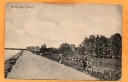 Gouda Netherlands 1908 Postcard - Gouda