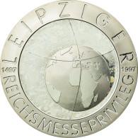 Allemagne, Médaille, 500 Jahre Kaiserliches Reichmesseprivileg, Leipzig, 1997 - Andere