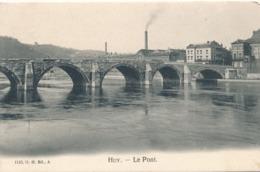 CPA - Belgique - Huy - Le Pont - Huy