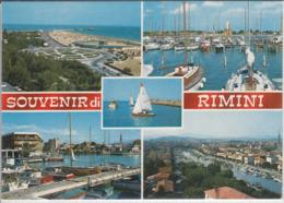 Souvenir Di  RIMINI  Viste Diverso  NV - Rimini