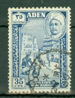 Aden - Hadhramaut: 1955/63   Sultan - Pictorial   SG33   35c    Used - Aden (1854-1963)