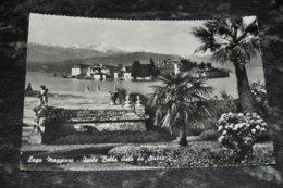 6951    LAGO MAGGIORE, ISOLA BELLA VISTA DA STRESA - Italia