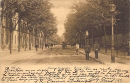 "CPA FRANCE 57 ""Metz, Avenue Serpenoise"" - Metz"