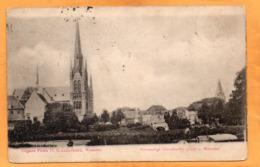 Woerden Netherlands 1903 Postcard - Woerden