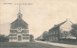 CPA - Belgique - Malonne - Le Quartier Du Gros Buisson - Namur