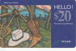 Canada - Telus - Alberta's West - Canada