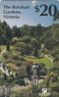 Canada - PTI - The Butchart Gardens, Victoria - Canada