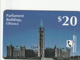 Canada - PTI - Parliament Building, Ottawa - Canada