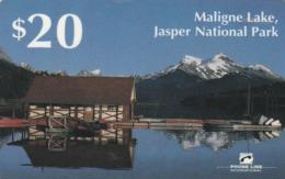 Canada - PTI - Malinge Lake, Jasper NP - Canada