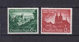 Deutsches Reich - 1940 - Michel Nr. 748/749 - 13 Euro - Unused Stamps