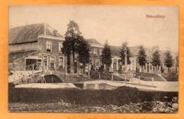 Hekendorp Netherlands 1908 Postcard - Niederlande