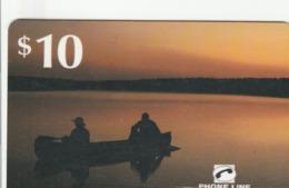 Canada - PTI - Lake - Canada