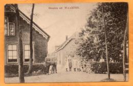 Waarder Netherlands 1908 Postcard - Sonstige