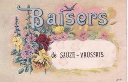 SAUZE VAUSSAIS - Sauze Vaussais