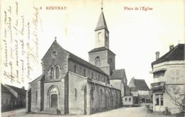 Carte Postale ANCIENNE  De  ROUVRAY - Autres Communes