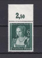 Deutsches Reich - 1939 - Michel Nr. 700 - Postfrisch - OR - 70 Euro - Germany