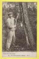 * Landes (Dép 40 - Landes - France) * (M.D. - Marcel Delboy, Nr 38) Au Pays Landais, Résinier, Foret, Bois, Rare, Old - France