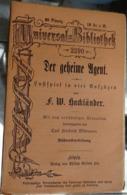 1890 Universal Bibliothek 2290 - Der Geheime Agent Juni Hacklander - Livres, BD, Revues